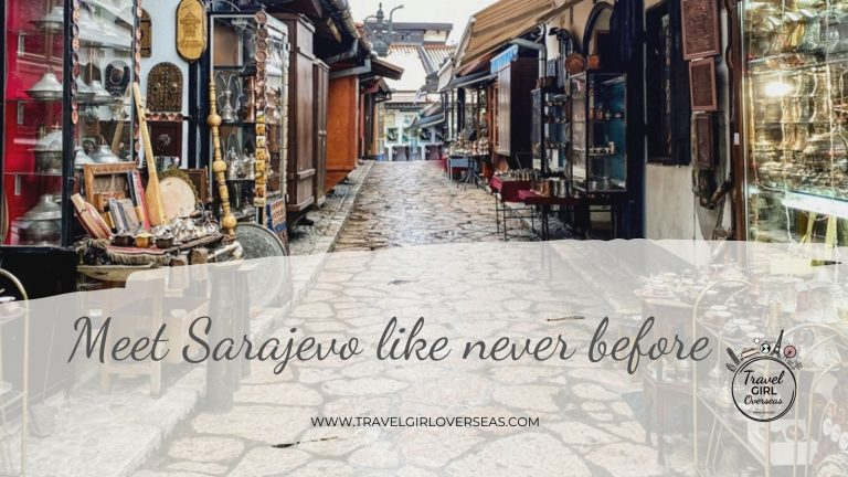 Meet Sarajevo like never before